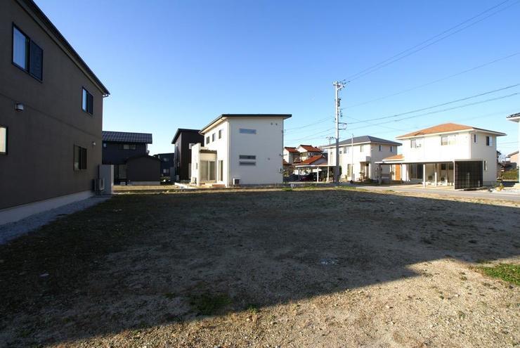 コンフォートタウン山室3期(富山市)